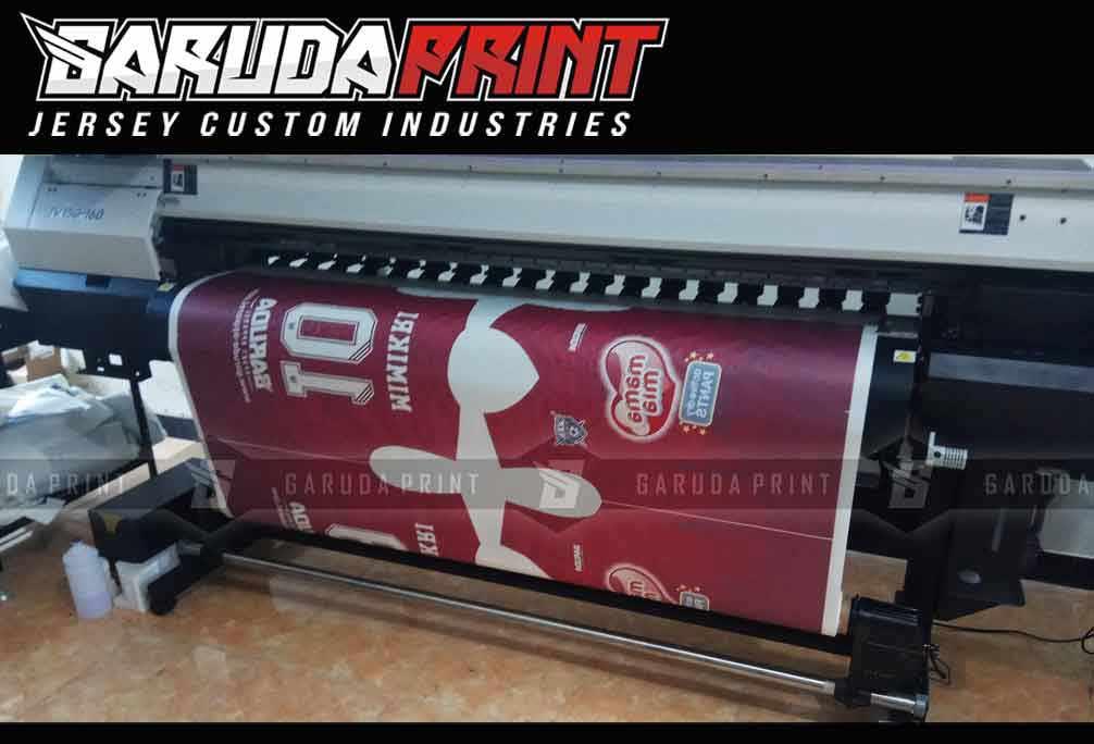 Bikin Kaos Futsal Full Printing di Minahasa-Tondano