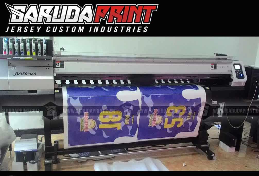 Bikin Kaos Futsal Full Printing di Pacitan Jawa Timur