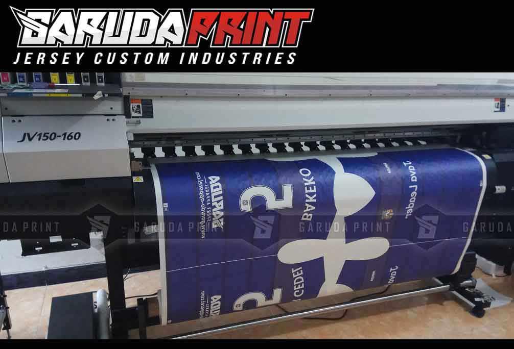 Bikin Kaos Futsal Full Printing di Tangerang Kualitas Terbaik
