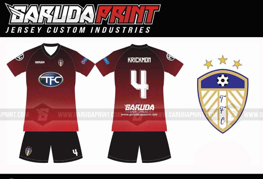Bikin Kaos Futsal Murah Dengan Layanan Printing