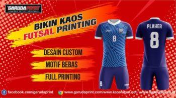 Pusat Bikin Kaos Futsal Online di Banjar-Martapura
