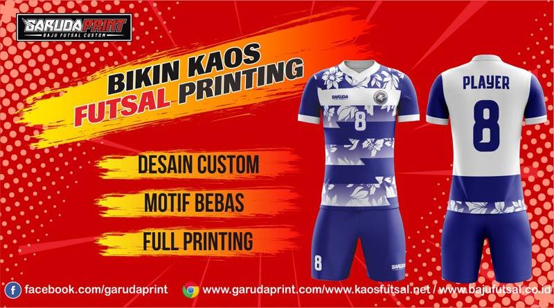 Bikin Kaos Futsal Printing di Daerah Karanganyar