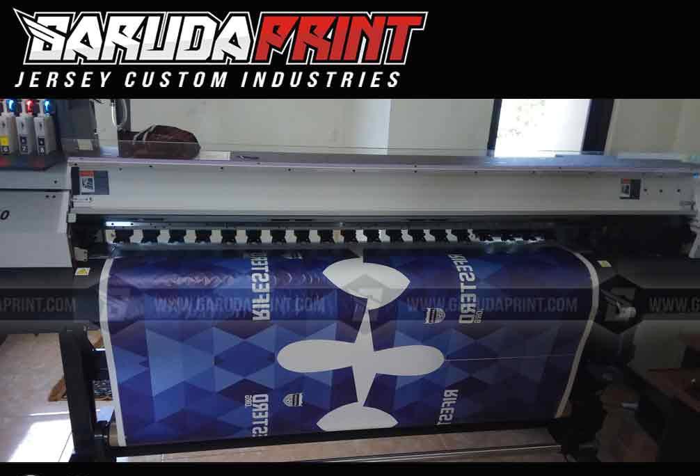 Bikin Kaos Futsal Sablon Nama Sendiri printing