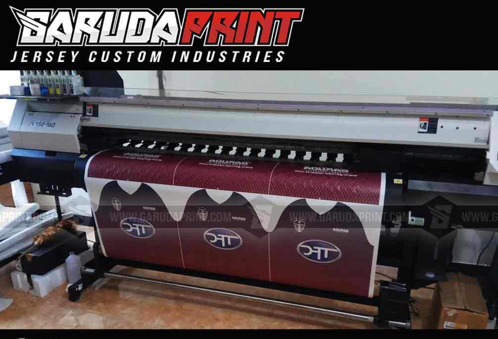 Bikin Kaos Futsal printing Murah