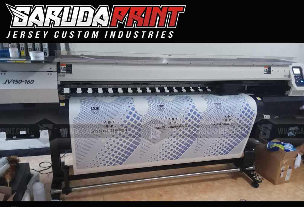 Bikin Kaos Futsal printing Secara Online banjarmasin