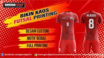 Buat Kaos Futsal Berkualitas di Karo – Kabanjahe Harga Murah