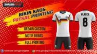 Buat Kaos Futsal Printing di Asahan-Kisaran