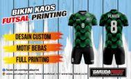 Buat Kaos Tim Futsal Untuk Simbol Identitas