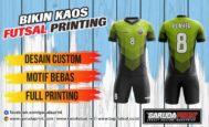 Jasa Pembuatan Kaos Futsal Full Printing di Luwu  Desain Terbaru