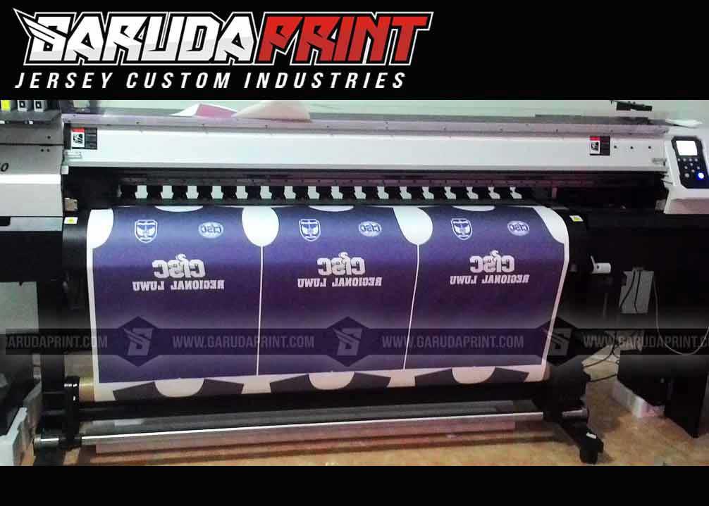 Jasa Pembuatan Kaos Futsal Full Printing di Luwu online
