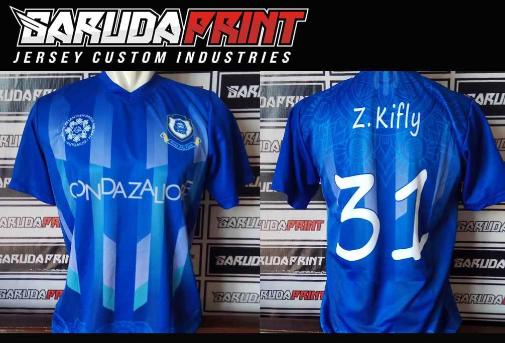 Jasa Pembuatan Kaos Futsal Printing di Bone Berkualitas Tinggi Online