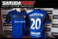 Jasa Pembuatan Kaos Futsal Printing di Pekalongan Kualitas OK