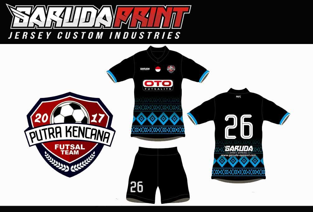 Jasa Pembuatan Kaos Futsal di Palembang Harga Termurah
