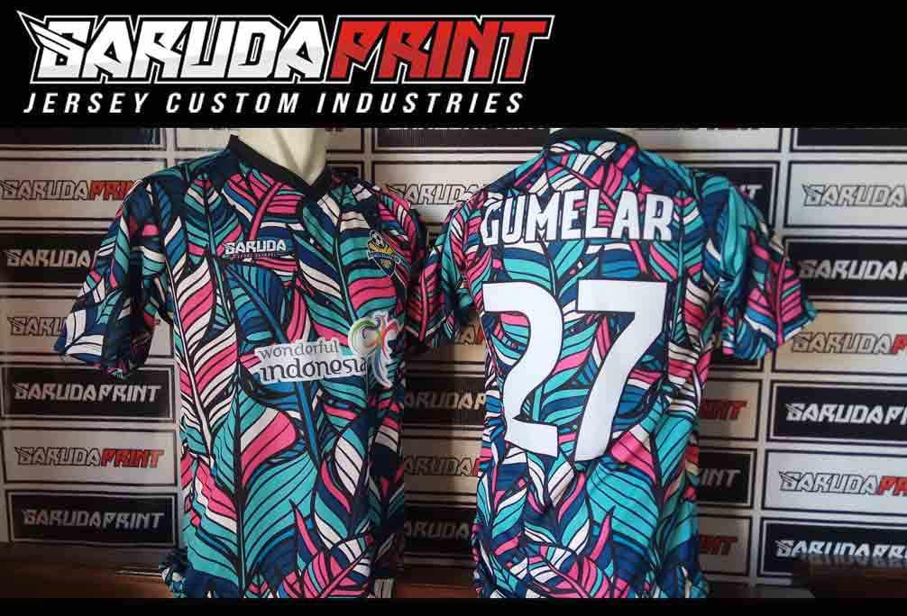 Jasa Pembuatan Kaos Futsal full print Terbaik di Jakarta Timur