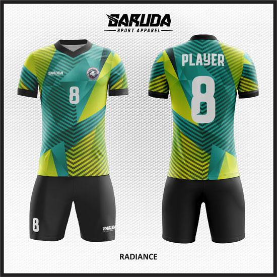 Jasa Pembuatan desain Kaos Futsal Full Printing di Luwu