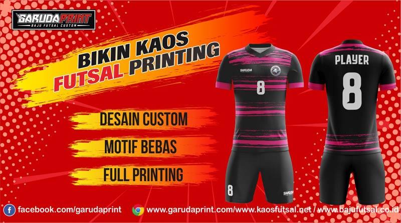 Jasa Pemesanan Bikin Kaos Futsal di Sumedang