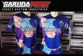 Jasa Pembuatan Kaos Futsal Printing di Rembang