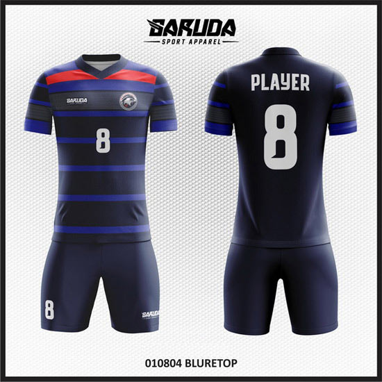 Kaos Sepak Bola Desain Sendiri