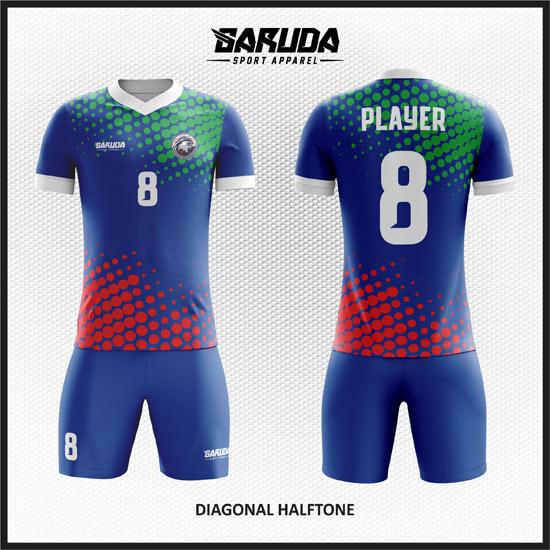 Kaos Sepak Bola priting Desain Sendiri