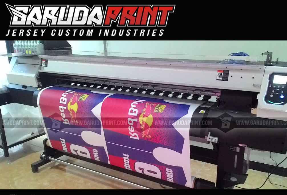 Konveksi Bikin Kaos Futsal Full Printing di Purbolinggo