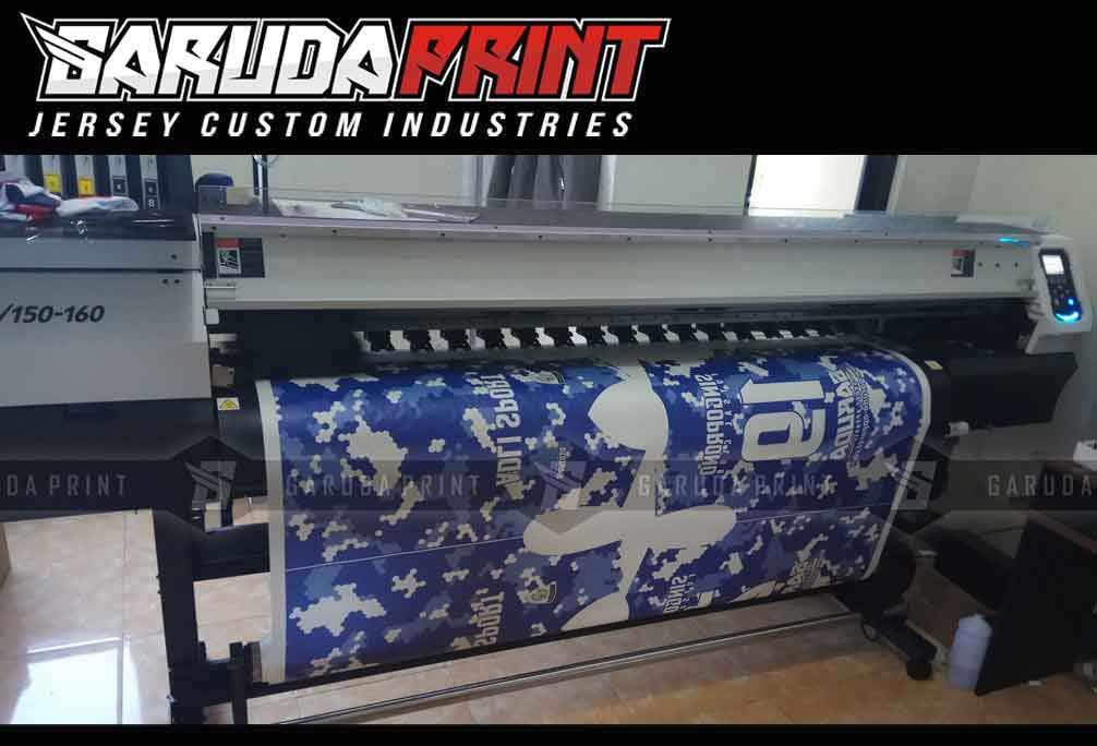 Konveksi Kaos Futsal Full Printing di Pamekasan untuk Olahraga