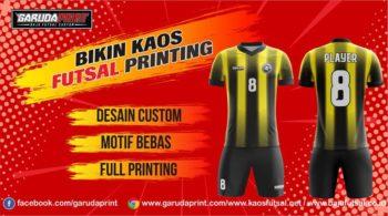 Melayani Pembuatan Kaos Futsal di Kota Waringin Barat Dengan Harga Murah
