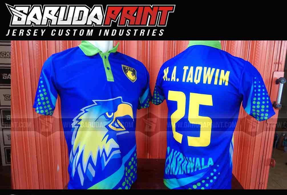 Melayani Pembuatan Kaos Futsal printing Sesuai Kebutuhan di Banjar