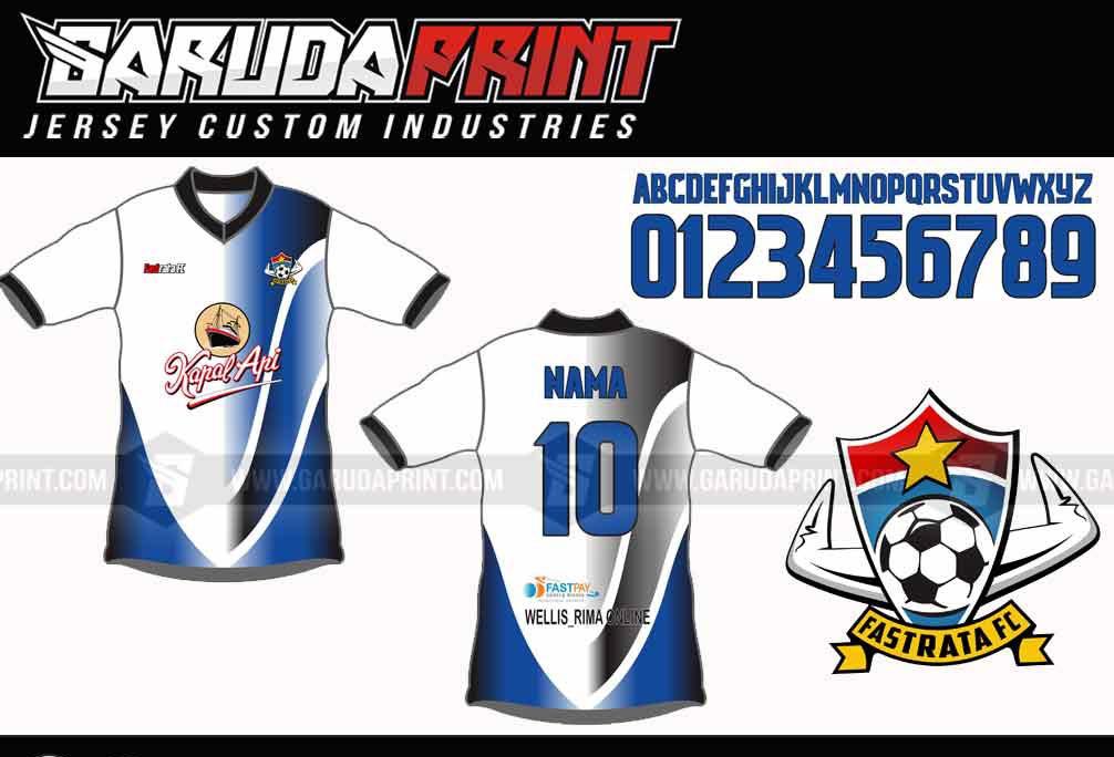 Melayani Pemesanan Pembuatan Kaos Futsal di Kota Bekasi desain custom