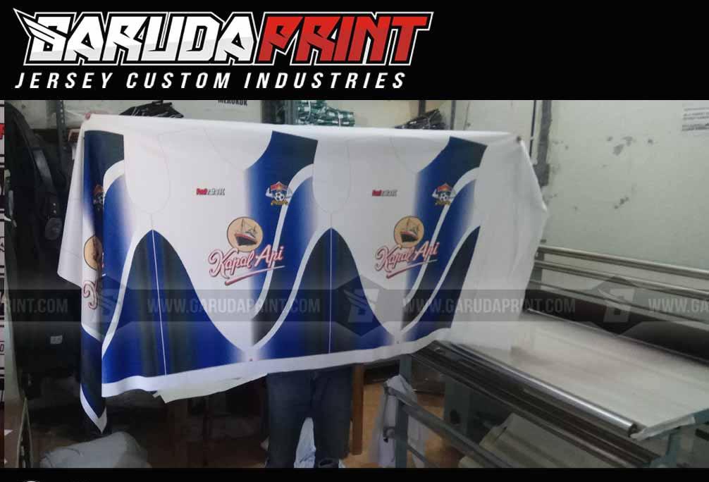 Melayani Pemesanan Pembuatan Kaos Futsal printing di Kota Bekasi
