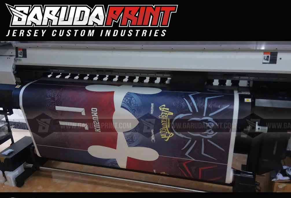 Pembuat Kaos Futsal di Pematang Siantar printing