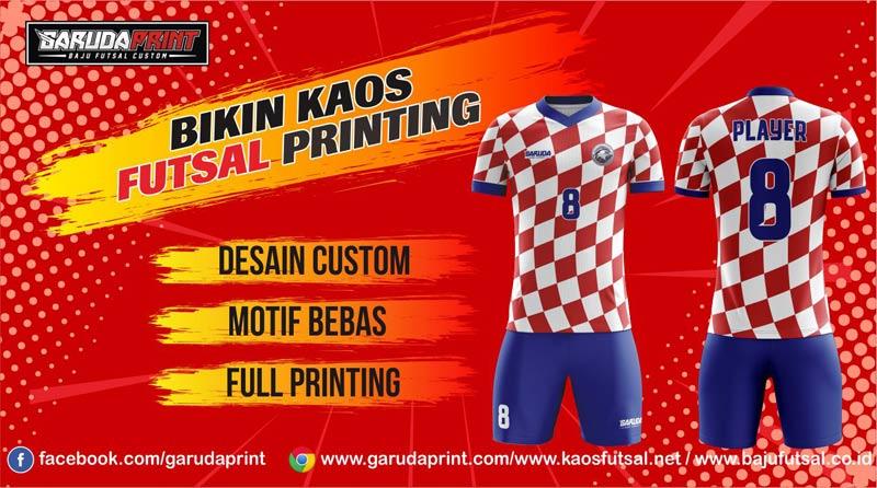 Pembuatan Jersey Full Printing di Sawahlunto Dengan Harga Murah Berkualitas