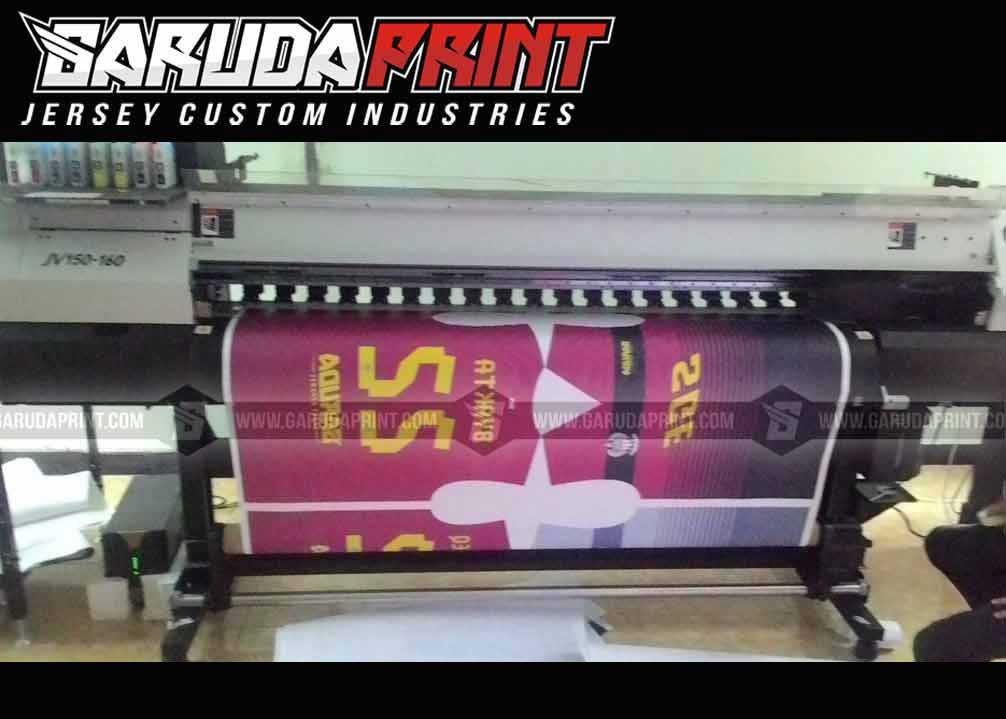 Pembuatan Kaos Futsal Printing Area Batam Secara Online