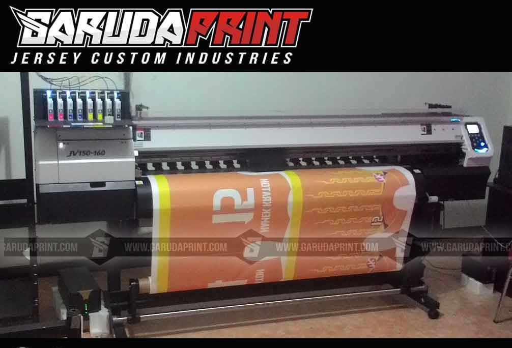 Pembuatan Kaos Futsal Printing Untuk Area Samarinda