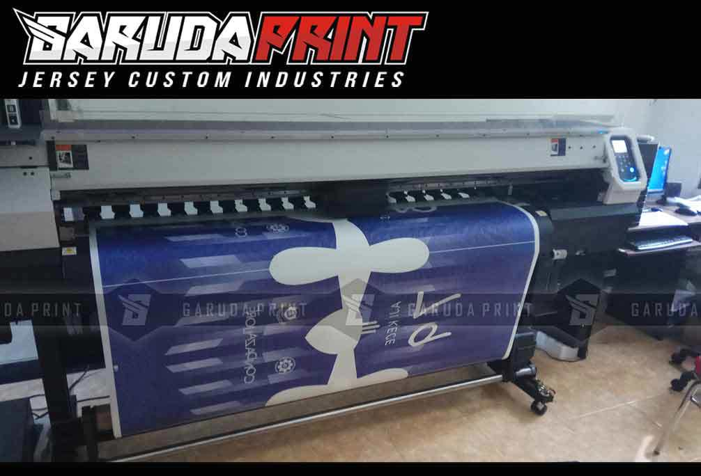Pembuatan Kaos Futsal Printing di Bone Berkualitas Tinggi