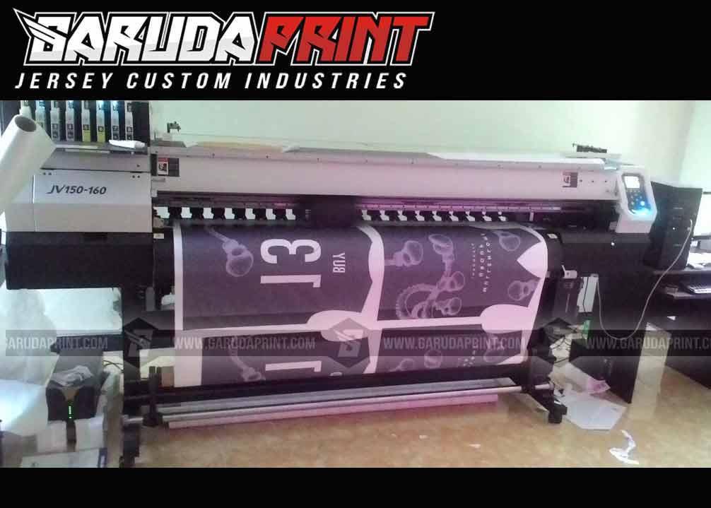 Pembuatan Kaos Futsal Printing di Bulukumba dengan Harga Murah
