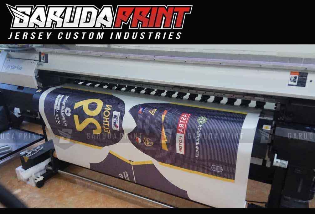Pembuatan Kaos Futsal Printing di Salatiga DesainTerbaru