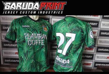 Pembuatan & Pemesanan Kaos Futsal di Pontianak