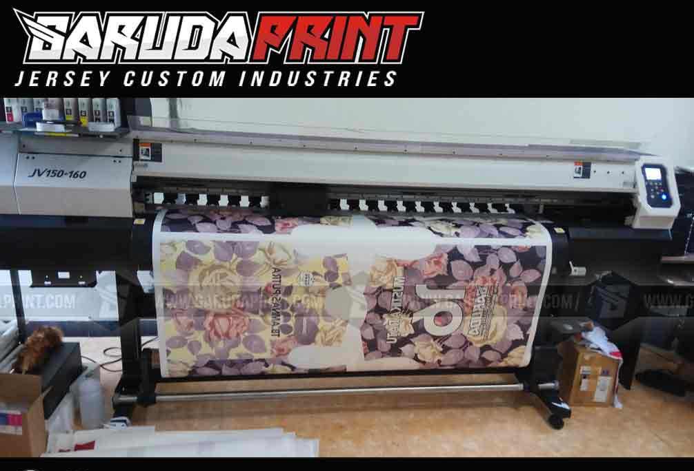 Pemesanan Bikin Kaos Futsal Full Printing di Kota Sukabumi
