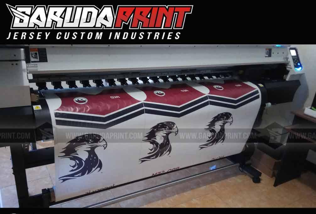 Pemesanan Kaos Futsal Printing di Bekasi-Cikarang