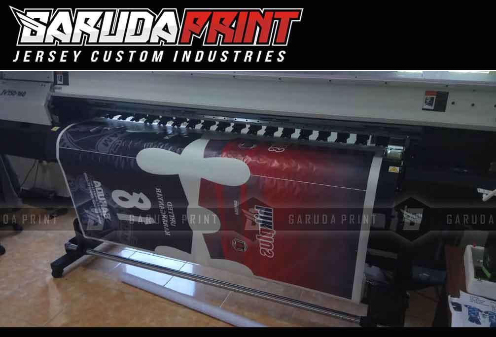 Pesan / Bikin Kaos Futsal Printing di Daerah Karanganyar