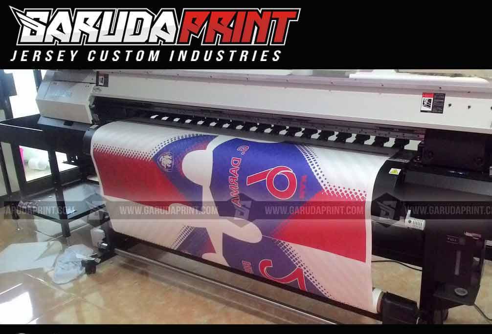 Pesan Kaos Futsal Online printing