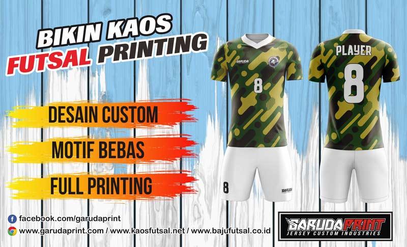 Tempat Buat Kaos Futsal Online Di Kabupaten Mandailing Natal
