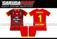 Terima Pemesanan Kaos Futsal Desain Sendiri di Bontang