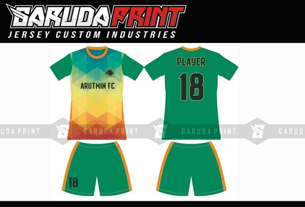 Toko Online Pembuatan Kaos Futsal Printing di Magetan