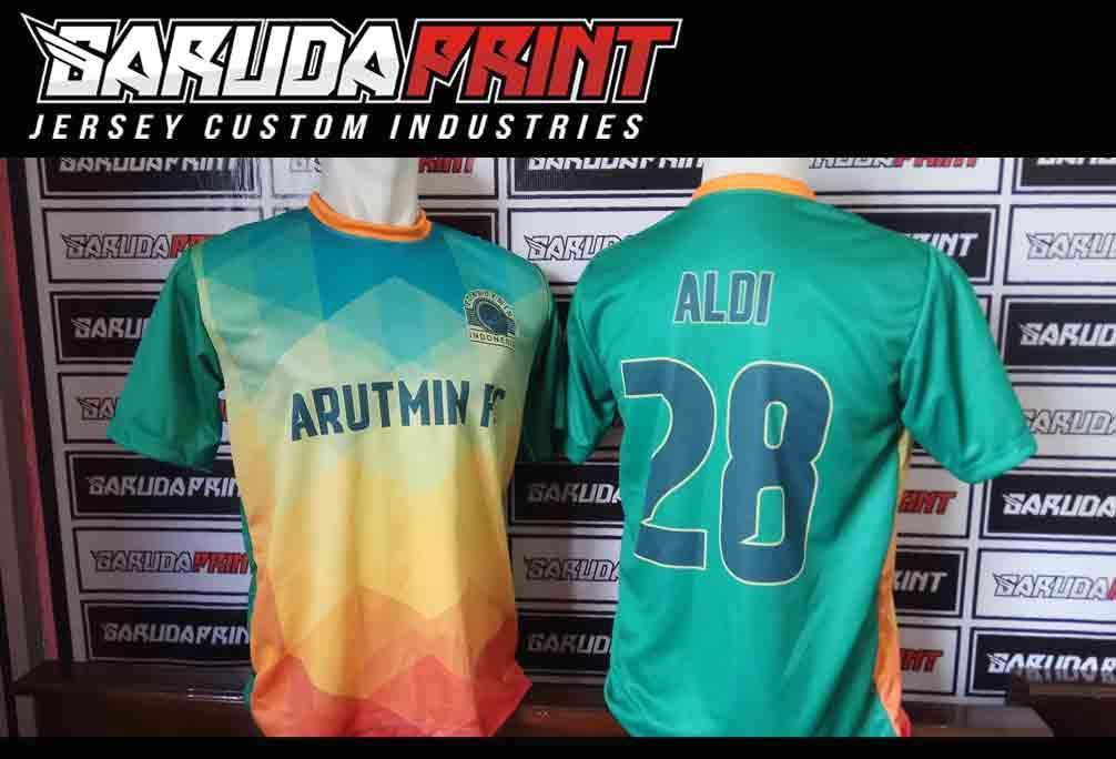 Toko Online buat Kaos Futsal Printing di Magetan