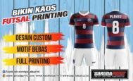 Vendor Bikin Kaos Futsal Full Printing di Minahasa-Tondano
