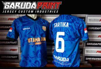 Bikin Kaos Futsal / Bola Perusahaan