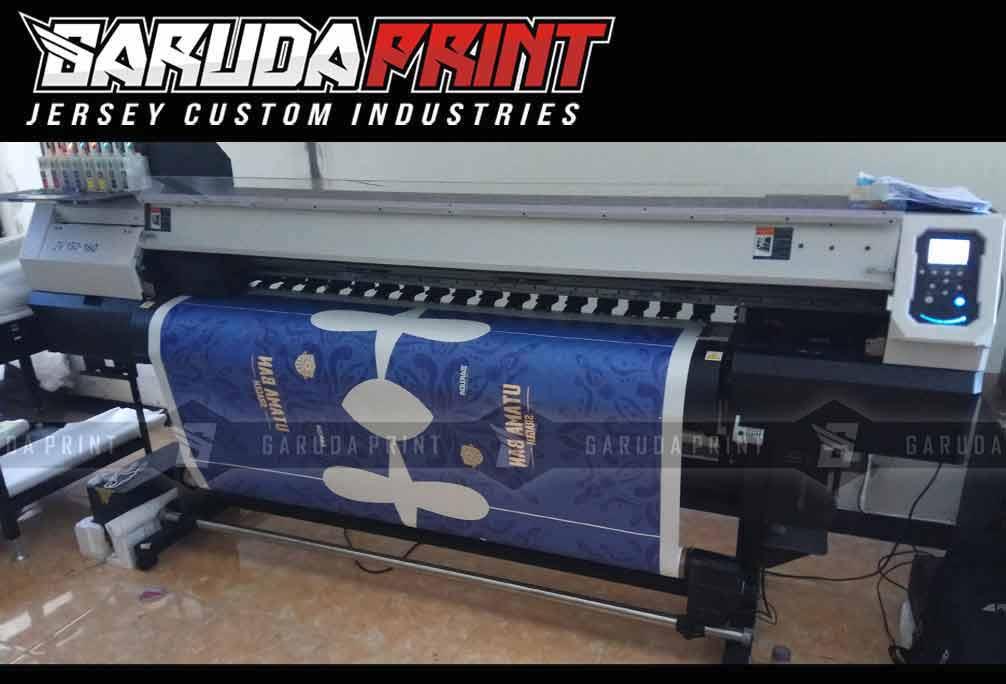 Vendor Terpercaya Bikin Koas Futsal printing untuk Perusahaan
