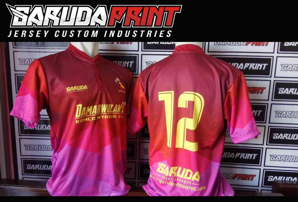 Vendor bikin Kaos Futsal Printing Area Madiun-Caruban