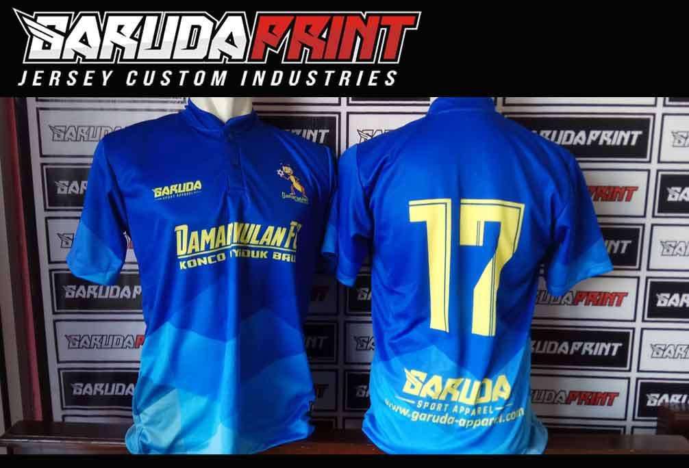 Vendor buat Kaos Futsal Printing Area Madiun-Caruban
